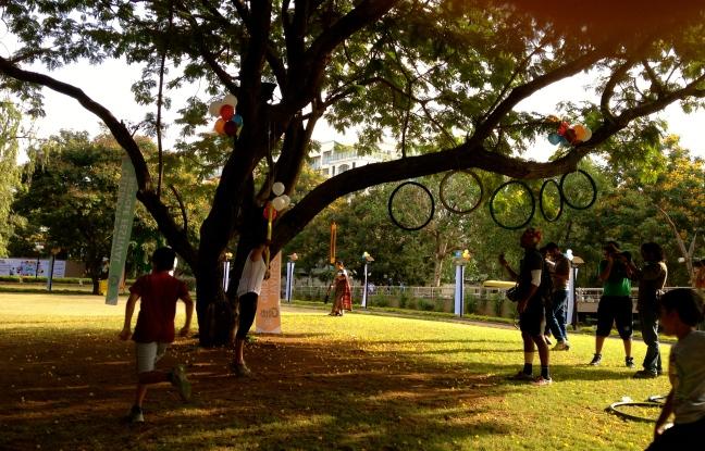 Running Tracks in Mumbai - Joggers Park, Bandra